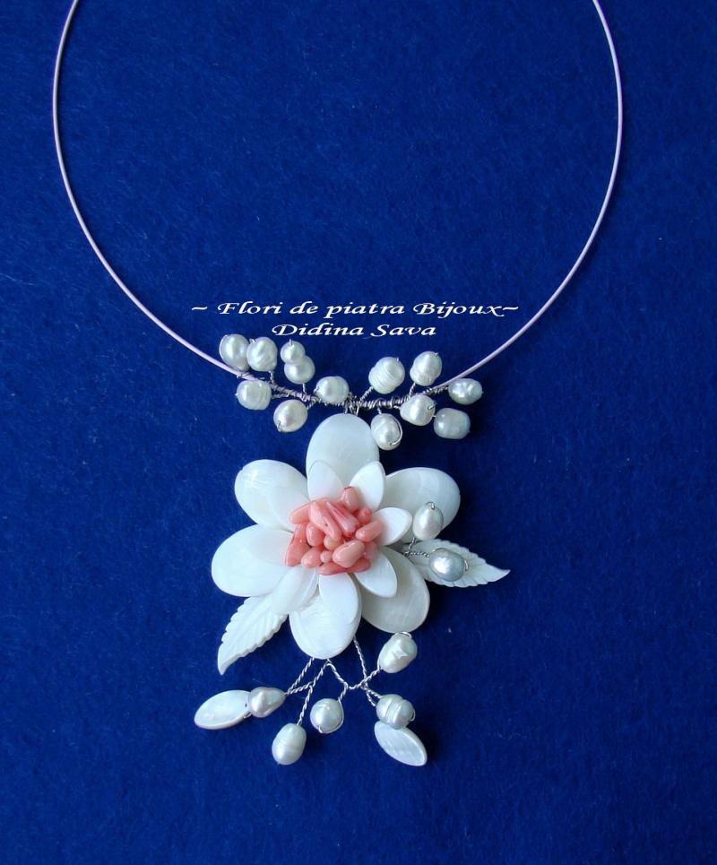 """""""Flori de piatră-Bijoux"""" albumul I-bijuterii artizanale marca Didina Sava - Pagina 18 Colie112"""