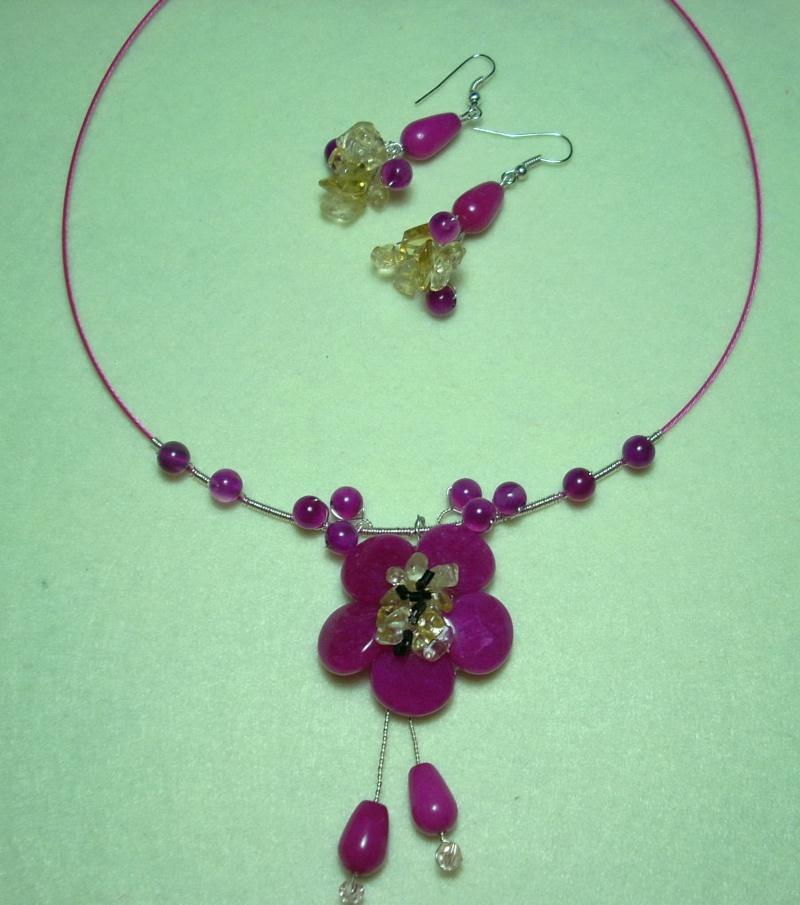 """""""Flori de piatră-Bijoux"""" albumul I-bijuterii artizanale marca Didina Sava - Pagina 18 Colie121"""