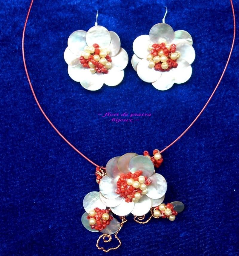 """""""Flori de piatră-Bijoux"""" albumul I-bijuterii artizanale marca Didina Sava - Pagina 20 Colier32"""