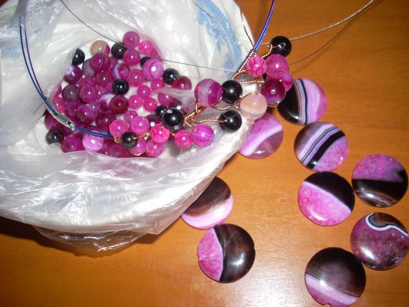 """""""Flori de piatră-Bijoux"""" albumul I-bijuterii artizanale marca Didina Sava - Pagina 20 Colier38"""