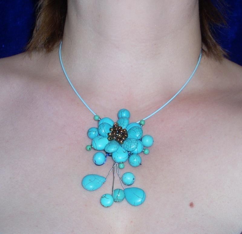 """""""Flori de piatră-Bijoux"""" albumul I-bijuterii artizanale marca Didina Sava - Pagina 19 Colier75"""