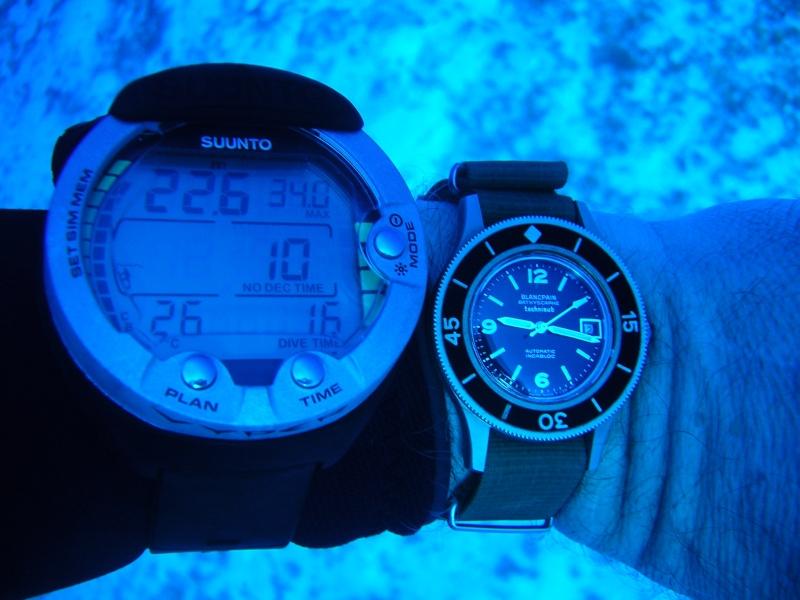 DIVER - Marvin Malton Bathyscaphe Diver Dscn5910