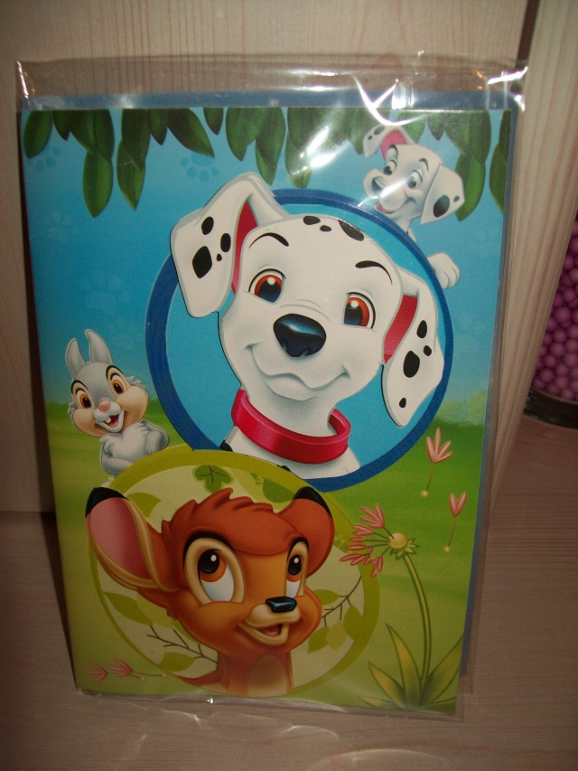 Les cartes postales Disney - Page 11 00722