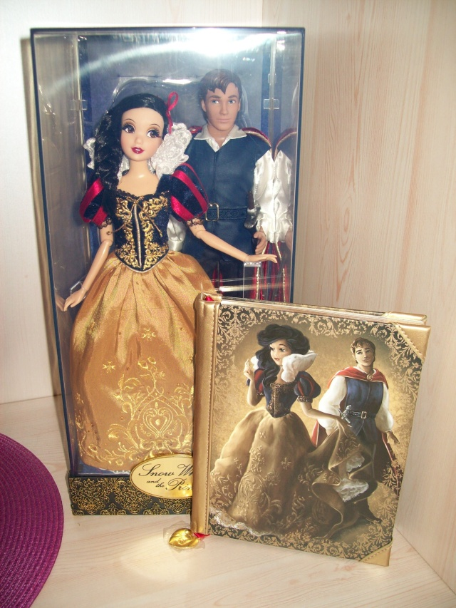 Disney Fairytale Designer Collection (depuis 2013) - Page 3 01414