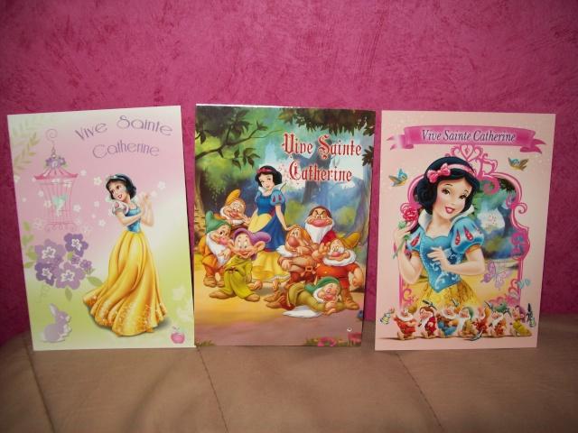 Les cartes postales Disney 03611
