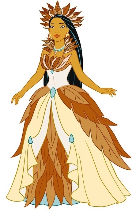 Disney Fairytale Designer Collection : Seconde Vague (Depuis 2014) - Page 5 Pocaho12