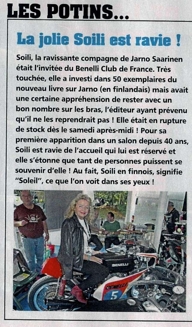 salon moto Légende 2013 - Page 3 Lvm210