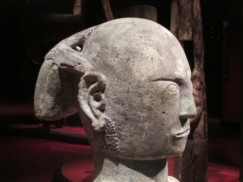 le musée du quai Branly Img_0312