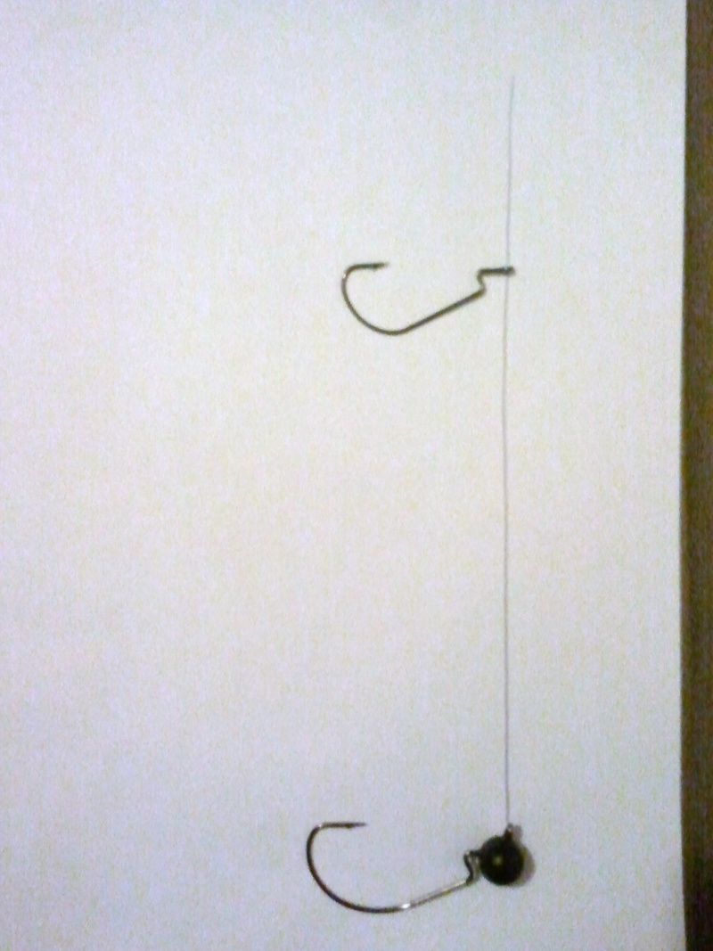"Plomb pour montage texan ""planant"" 2014-010"