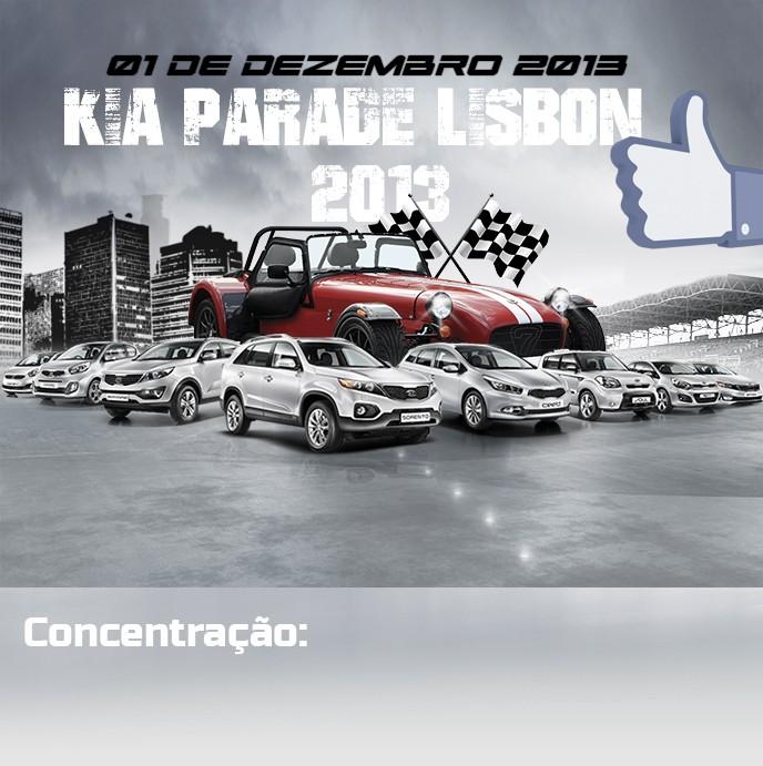 KIA PARADE Lisbon 2013  Super_13