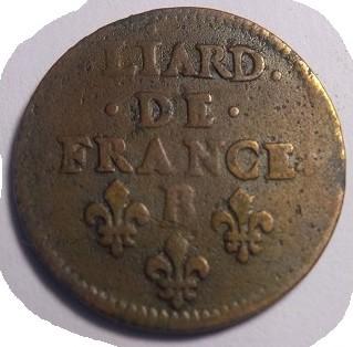 Nouveau Liard - 1656 - B ? 52e68610