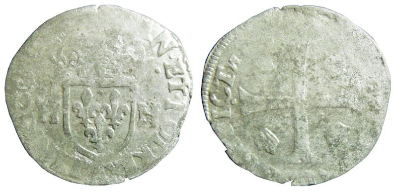 Douzain Henri III - Paris - 1577 ? Douzai13