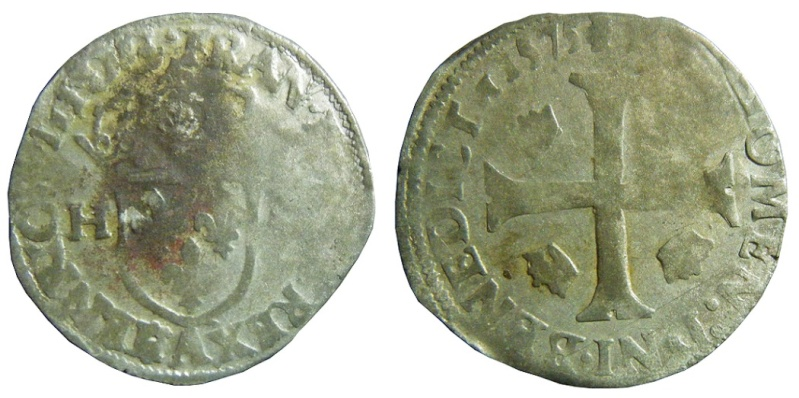 Douzain Henri III - Paris - 1577 ? Douzai16