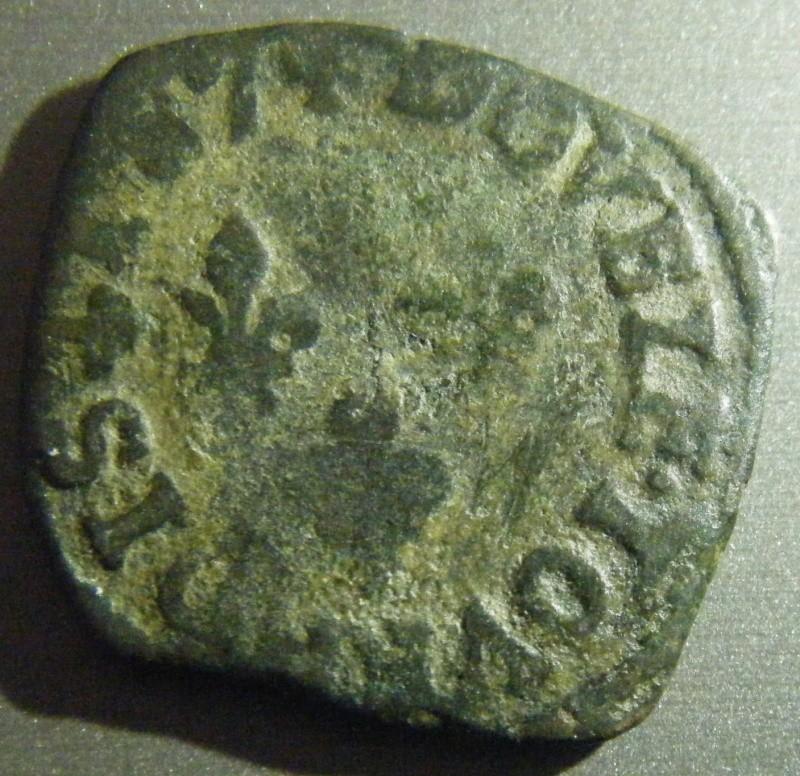 Double-Tournois - Henri III - A identifier Dscf1713