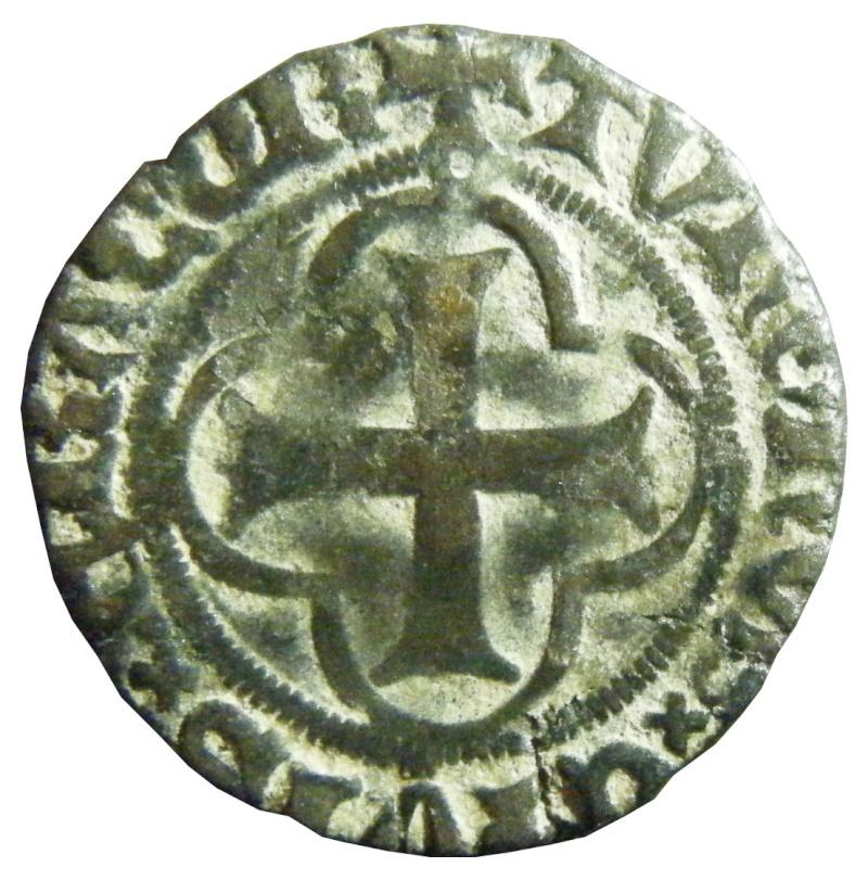 Denier-Tournois du Dauphiné de Louis XI ? Louisx11