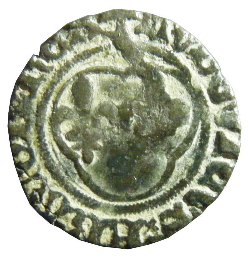 Denier-Tournois du Dauphiné de Louis XI ? Louisx12