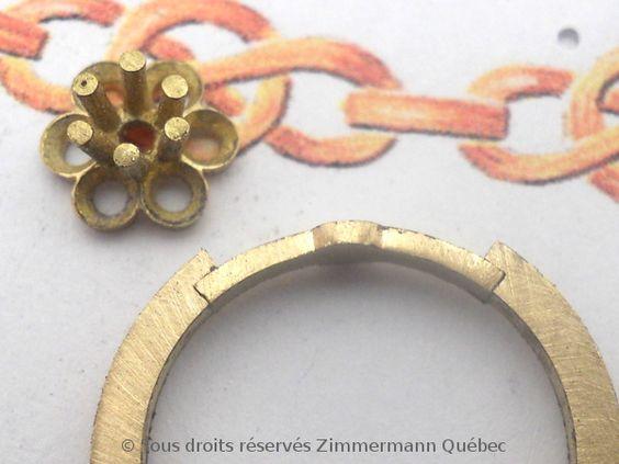 Bague argent/griffes/palmettes convexes/aigue-marine 840c9710