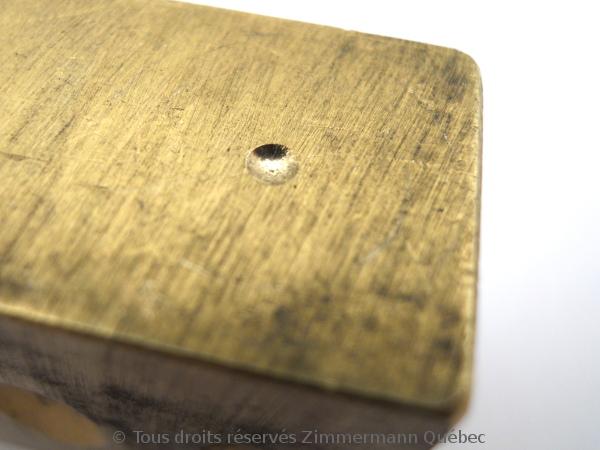 Une fleur en or 18 K toute simple Dscn1027