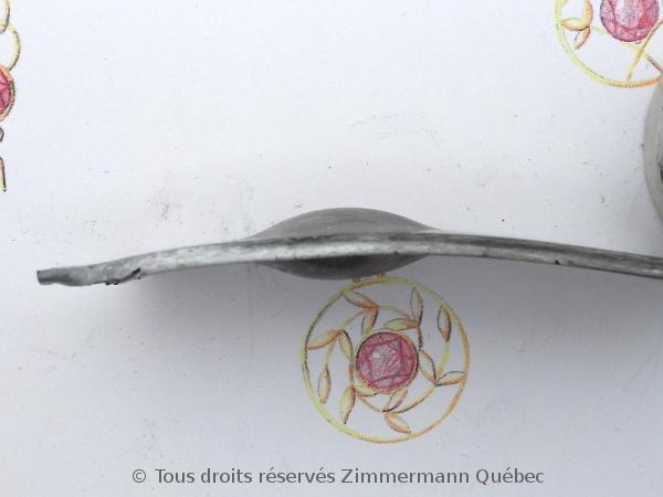 Une super grosse bulle dans un lingot d'argent de 70, 30 grammes Dscn1112