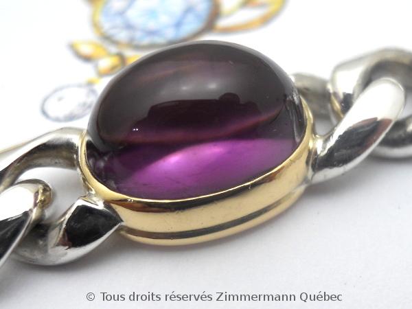 Un bracelet de retour pour polissage des pierres au bout de près de 40 ans Dscn4834