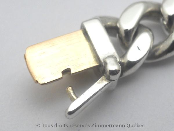 Un bracelet de retour pour polissage des pierres au bout de près de 40 ans Dscn4837