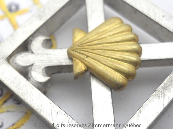 Un pendentif argent et or pour homme Dscn5532
