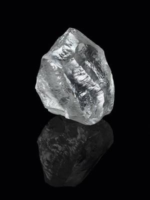 EXCEPTIONNEL DIAMANT BLANC DE 549 CARATS «SETHUNYA» Lucara10