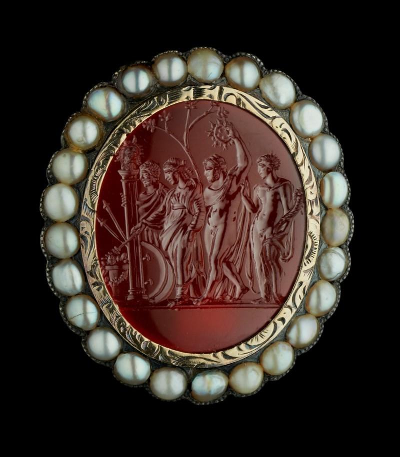 De magnifiques camées anciens ( Sotheby's ) 16 dec 2020 Sotheb11