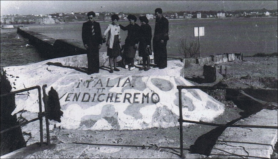 Presence Italienne au fort de Socoa Image_10