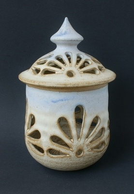 Jamie & Dodie Herschel, Cripplesease Pottery 1986-03 F_188610