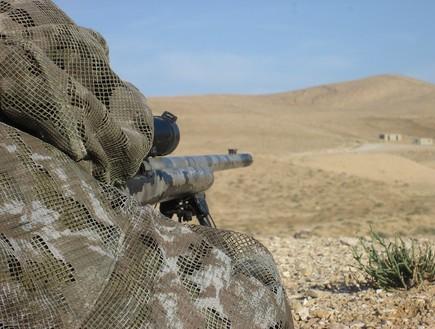 les snipers de Tsahal se dévoilent Dotz-210