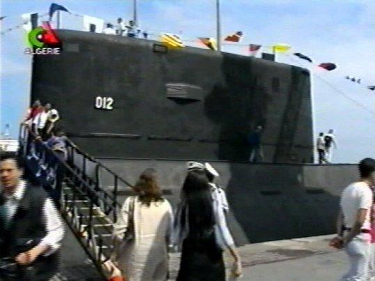 L'Algérie installe des missiles SAM S-300 sur ses sous-marins Kilo2010