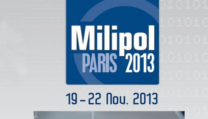 Milipol Paris du 19 au 22 novembre 2013  Milipo10