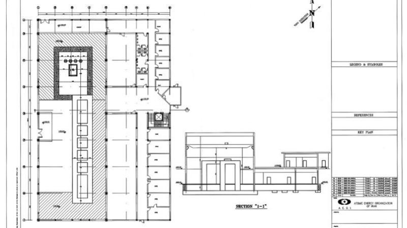 actu : (Iran ) « IR-10 » l'usine secrète pour une bombe au plutonium  Pho48110