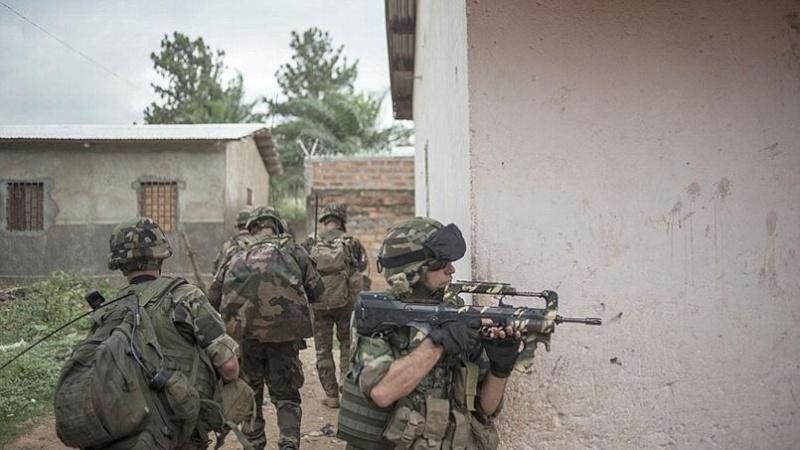 Centrafrique : deux soldats français tués dans un accrochage Pho99b10