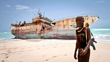 Paris va autoriser des gardes armés à bord des navires (Piraterie ) Pirate10