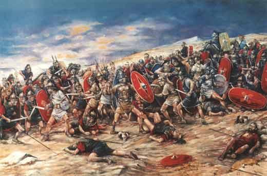Première Guerre servile Rome_a10