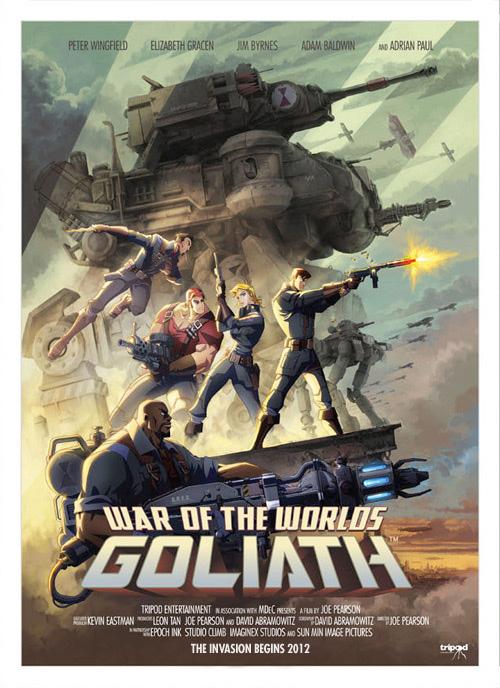 un super manga en video , sur la guerre des mondes (helas!, pas de sortie en france) War_of10