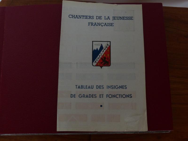 Les chantiers de la jeunesse française / CJF - Page 5 P1090412
