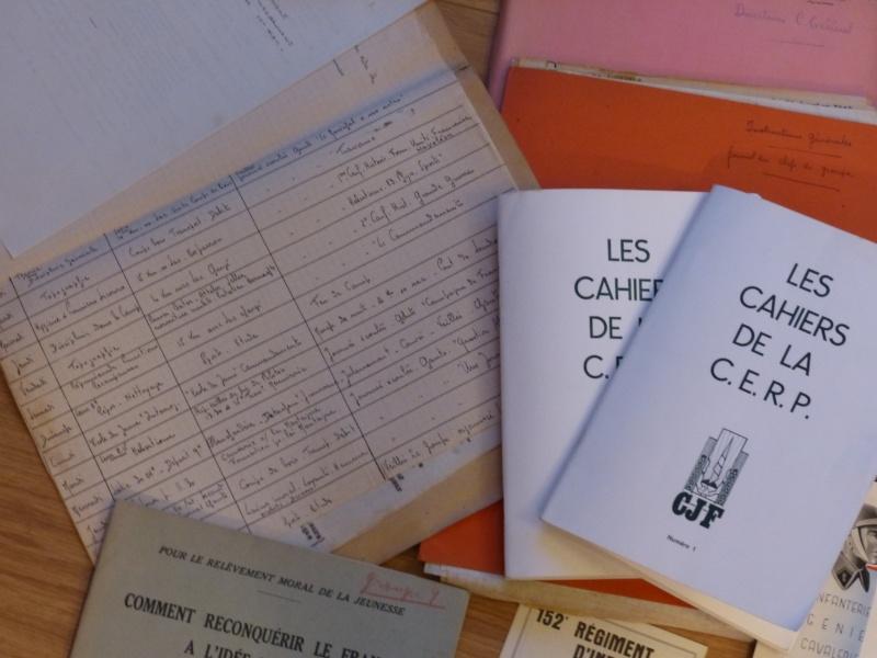 Les chantiers de la jeunesse française / CJF - Page 7 P1100318