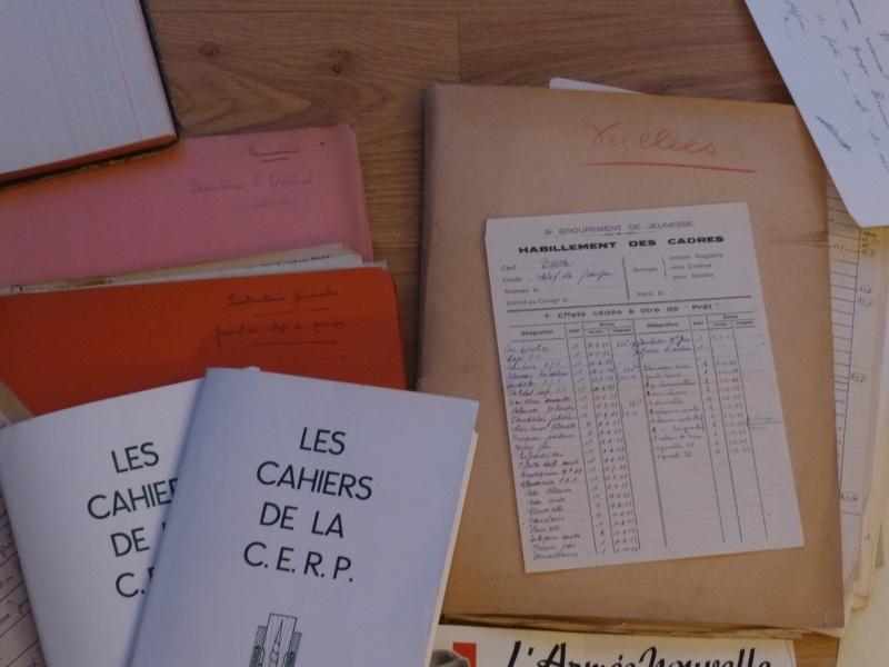 Les chantiers de la jeunesse française / CJF - Page 7 P1100319