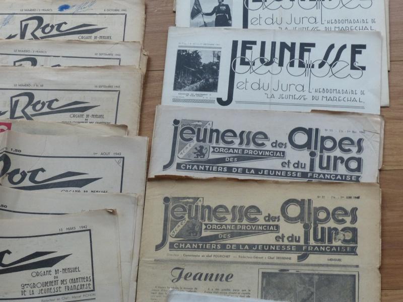 Les chantiers de la jeunesse française / CJF - Page 7 P1100327