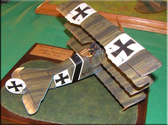 1/72 Revell Fokker DR 1 3510