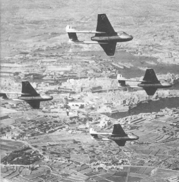 RAF based or visiting Malta post war 38997910