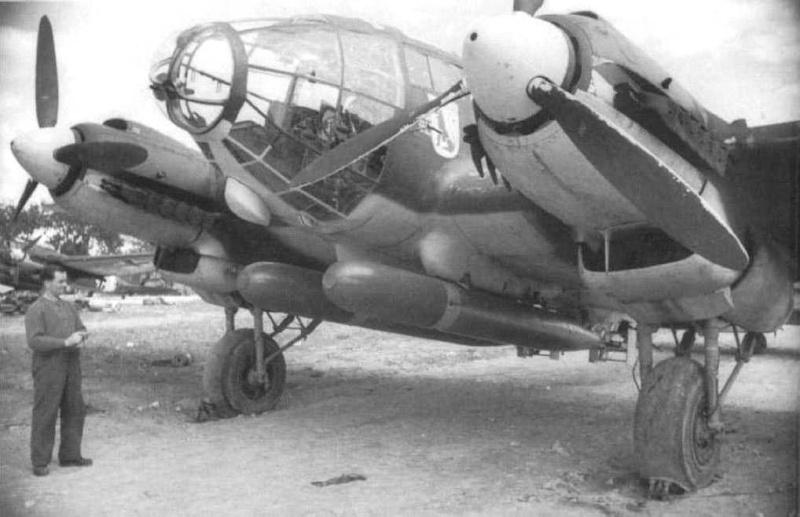 Battle Of Malta - SPIT NEXT! He111-10