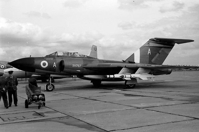 RAF based or visiting Malta post war Nb10
