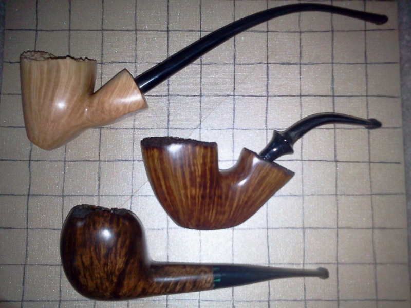 three pipes done today Ne110
