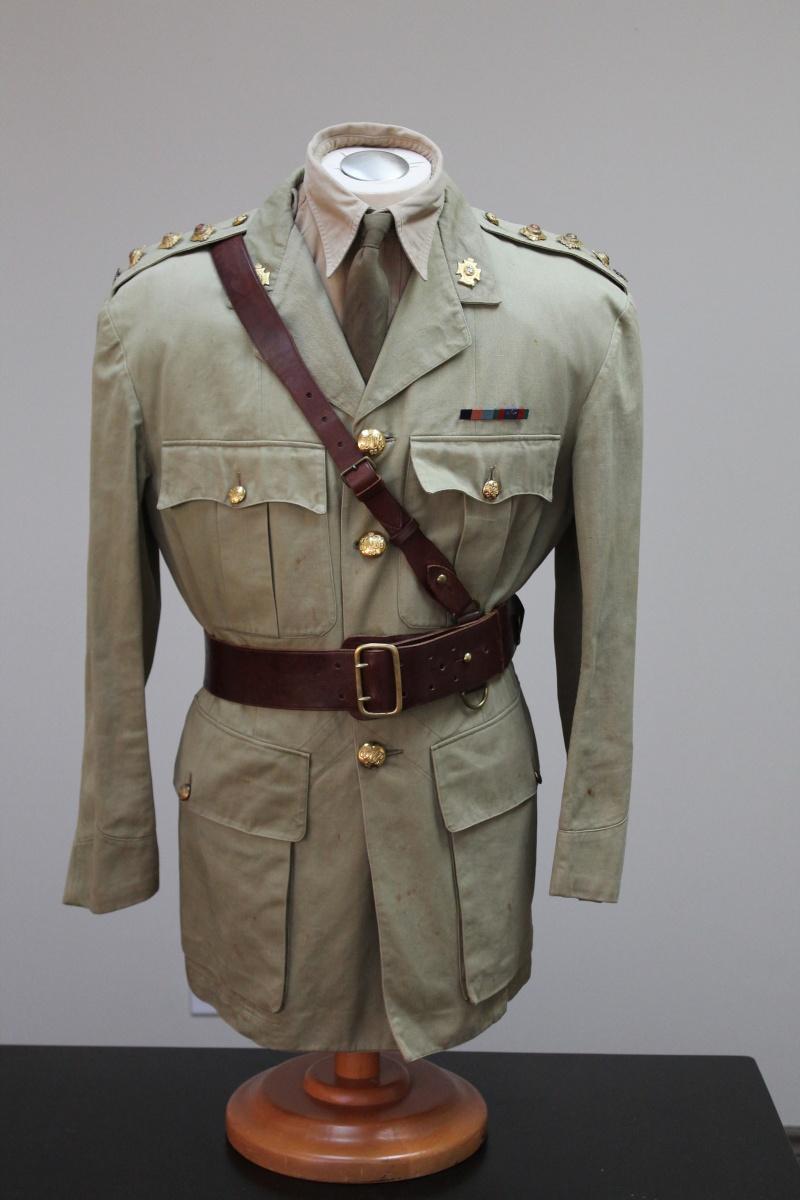 Service Dress Jacket KD Lieutenant Colonel Jacques B. Langevin Fusiliers Mont-Royal Lieute10