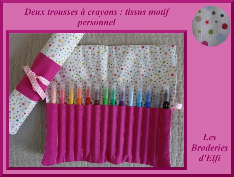trousses à crayons Montag18