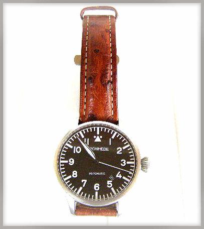 stowa - Idée de bracelet pour ma Stowa flieger Archi_10